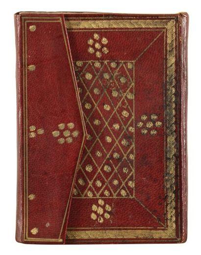 Manuscrit religieux, Turquie ottomane, fin...