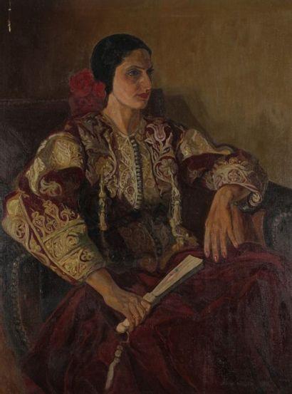 Eva HADDOU (XIXe - XXe siècle)