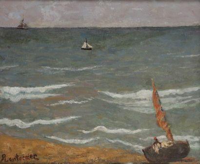 Raoul Léon LANTERNIER (1870 - ?)
