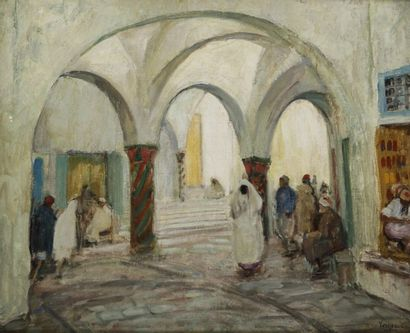 Jean - Antoine - Armand VERGEAUD (1876 - 1949)