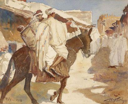 Alméry LOBEL - RICHE (1880 - 1950)