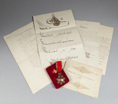 Firman de Mehmet V (1909 - 1918)
