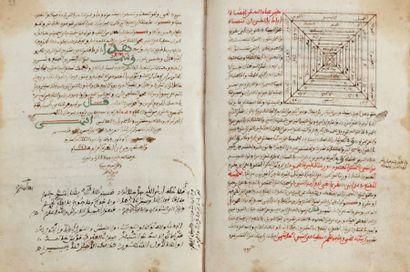 Traité astronomique, «Sharh Qasidat' fi ?Ilm...