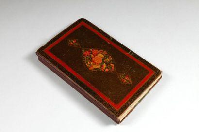 Grand Coran, signé, Iran qâjâr, daté 1243...