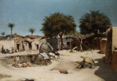 Maxime DASTUGUE (1851 - 1909)