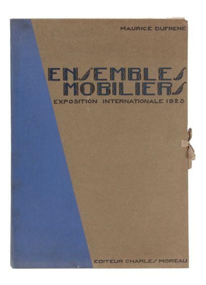 ENSEMBLES MOBILIERS ? EXPOSITION INTERNATIONALE...