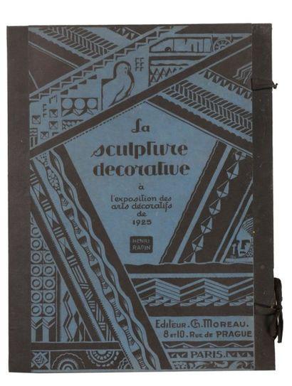 LA SCULPTURE DÉCORATIVE À L'EXPOSITION DES...