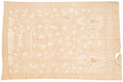 Jean Perzel (1892-1986) Suite de quatre appliques à deux bras de lumière. Épreuves...
