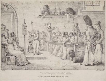 JEAN-HENRI MARLET (1771-1847)