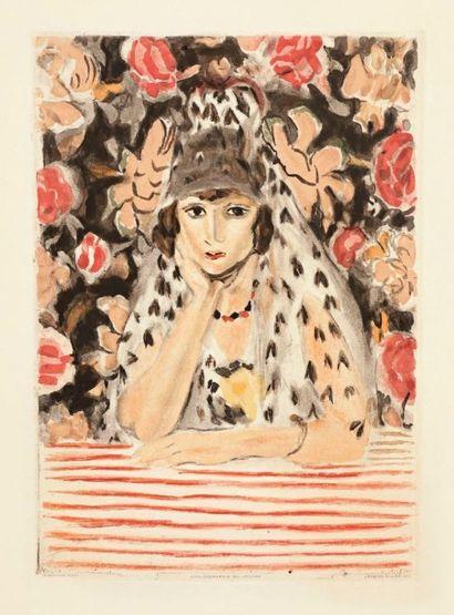 Henri Matisse (1869-1954) (d'après)