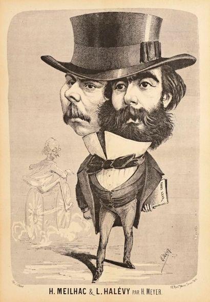 H. Meyer (actif au XIXe s.) (d'après)