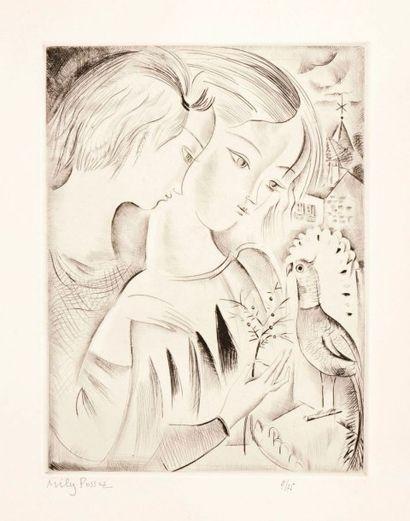 Mily Possoz (portugaise, 1888-1967)