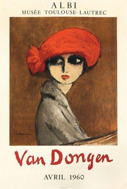 Kees van Dongen (1877-1968) (d'après)