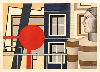 Fernand Léger (1881-1955) (d'après)