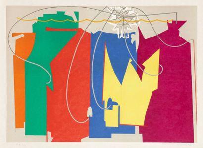 Man Ray (Emmanuel Radnitsky, dit) (1890-1976)