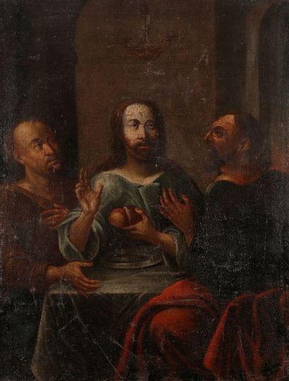 École ITALIENNE vers 1640