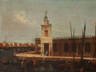 École VÉNITIENNE de la fin du XVIIIe siècle