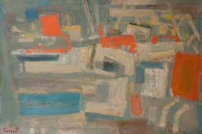 Alexandre Sasha GARBELL [russe] (1903-1970)