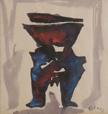 Samson FLEXOR [russe-brésilien] (1907-1971)