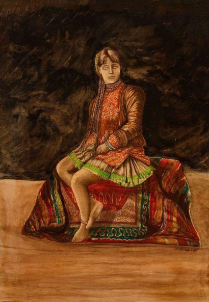 Ghasem HAJIZADEH [iranien] (Né en 1947)