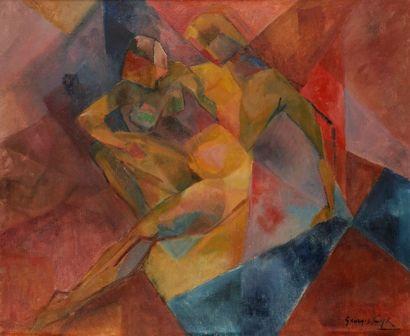 Georges Albert CYR (1880-1964)