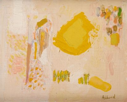 Chafik ABBOUD [libanais] (1926-2004)