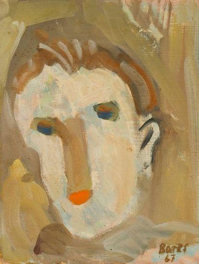 Francisco BORES [espagnol] (1898-1972)