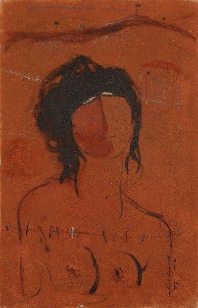Fateh MOUDARRES [syrien] (1922-1999)