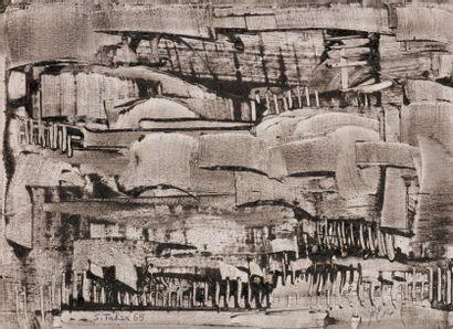 Salah TAHER [égyptien] (1911-2007)