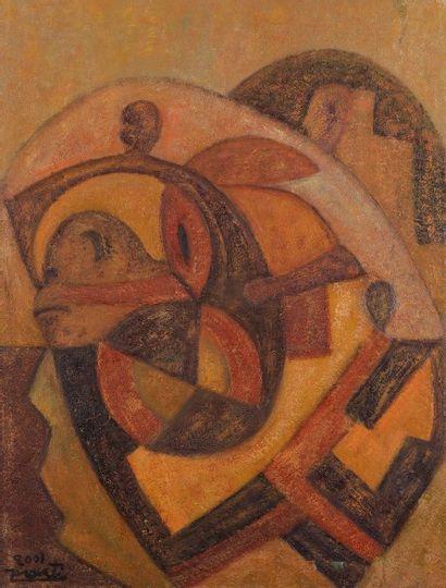 Rezki ZERARTI [algérien] (né en 1938)