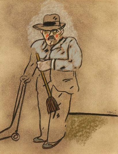 Antonio SEGUI [argentin] (né en 1934)
