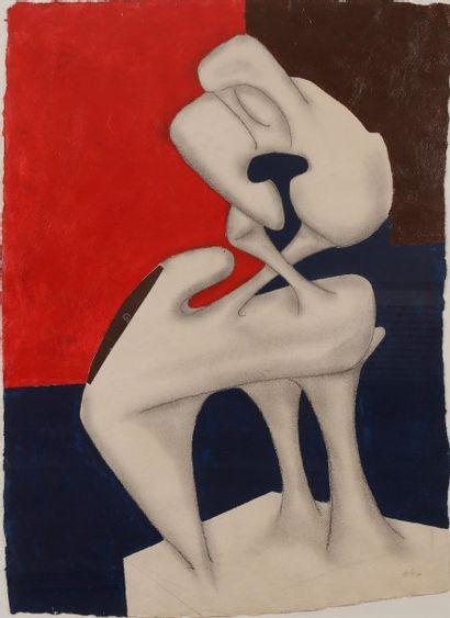 Augustin CARDENAS [cubain]<br/>(1927-2001)