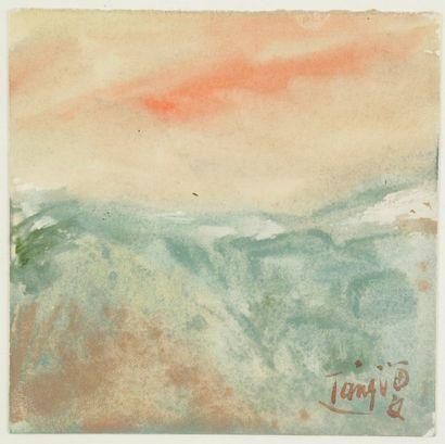 T'ang HAIWEN [chinois] (1927-1991)