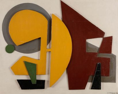 Raymond PREAUX (1916-1997)
