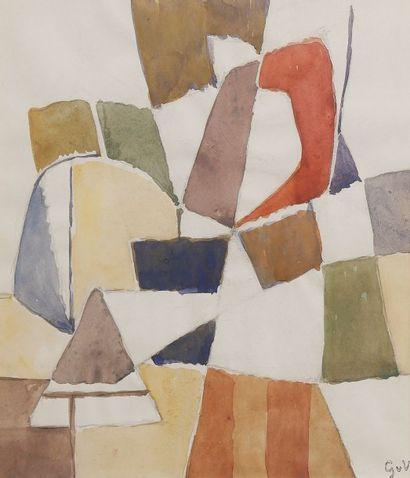 Geer VAN VELDE [néerlandais] (1898-1978)