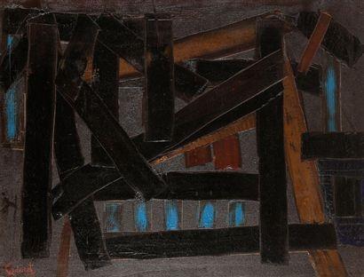 MICHEL CADORET (1912-1985)