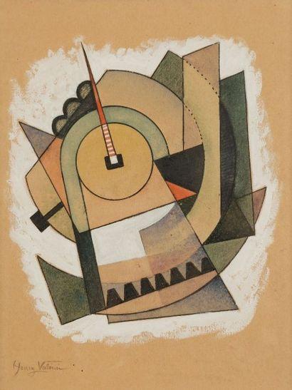 Henri VALENSI (1883-1960)
