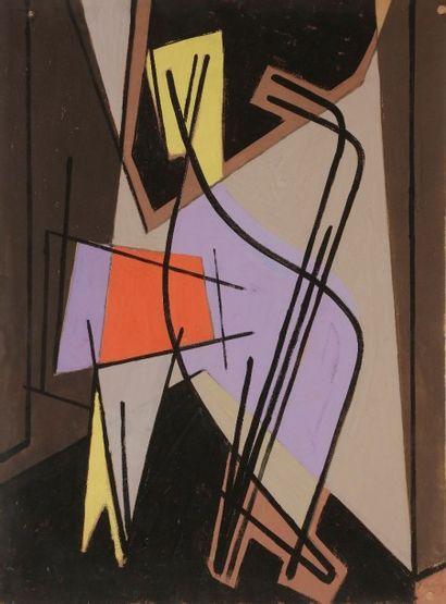 Henri DAVRING [allemand] (1894-1970)