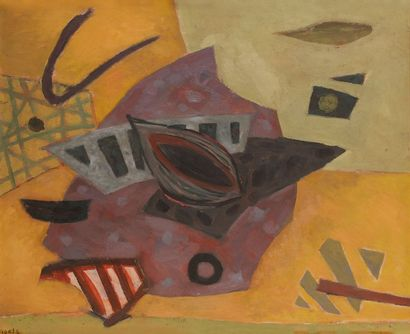 Henri GOETZ [franco-américain] (1909-1989)