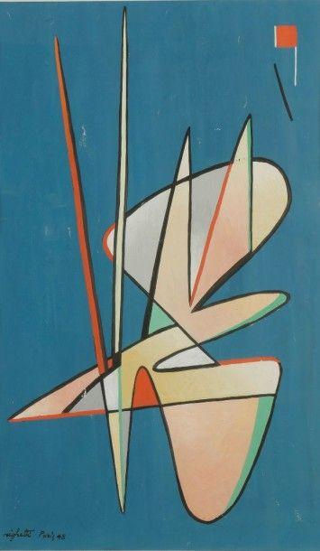 Renato RIGHETTI [italien] (1916-1982)
