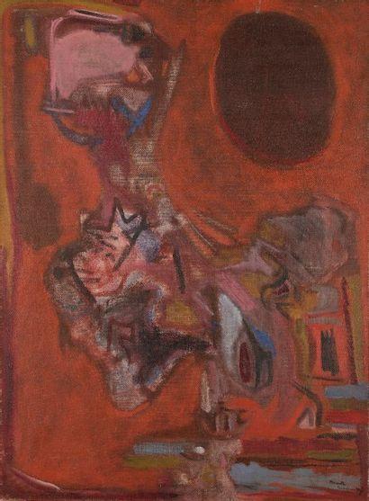 Marcelle LOUBCHANSKY [franco-russe] (1917-1988)