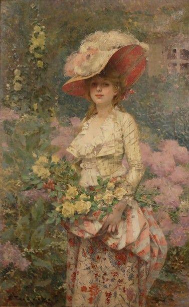 Edouard TOUDOUZE (1848-1907)