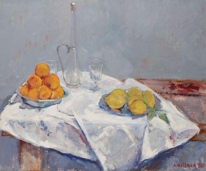 Christian CAILLARD (1899-1985)