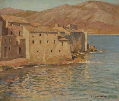 Emile Marie BEAUME (1888-1967)