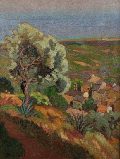 Auguste BOUCHET (1876-1937)