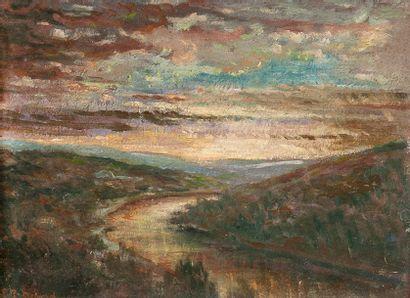 ÉMILE RENÉ MENARD (1861-1930)