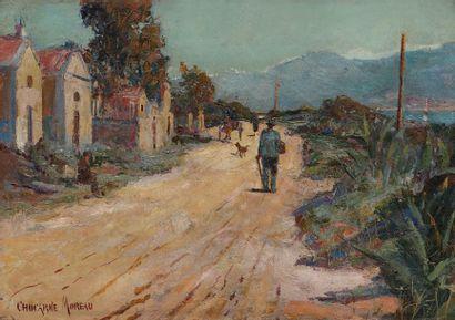 Paul-Charles CHOCARNE-MOREAU (1855-1931)