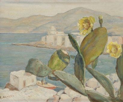 Hector DOUKAS [grec] (1885-1969)