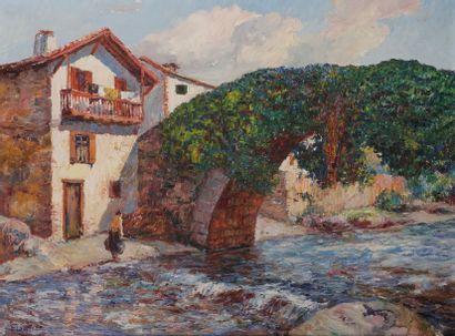 Louis FLOUTIER (1882-1936)