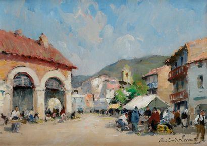Paul-Emile LECOMTE (1877-1950)